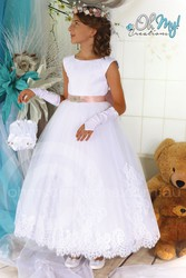Holy Communion dresses | Oh My! Creations