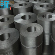 REVERSE DUTCH WEAVE WIRE CLOTH USED IN RIBBON STYLE CONTINUOUS SCREEN