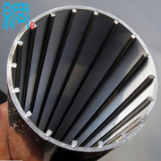 Factory ISO9001 Stainless Steel V shaped Wire Wrapped Screen