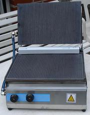 Contact Grill Gas Panini Toaster Griddle Sandwich Gas LPG Lp Oven New