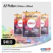 Uthara Print Australia - A2 Posters (594cm x 420cm)