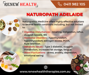 Adelaide Naturopath - Renew Health Therapies