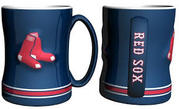 MLB Boston Red Sox Boelter Boxed Relief Sculpted Mug