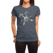 T-shirt with a unique print