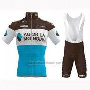 Ag2r La Mondiale long sleeve cycling jersey   Ag2r La Mondiale short s