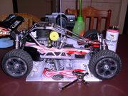 GV CAGE 1/8 nitro buggy